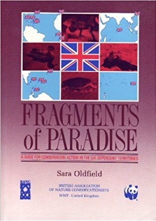 Fragments of Paradise- book cover