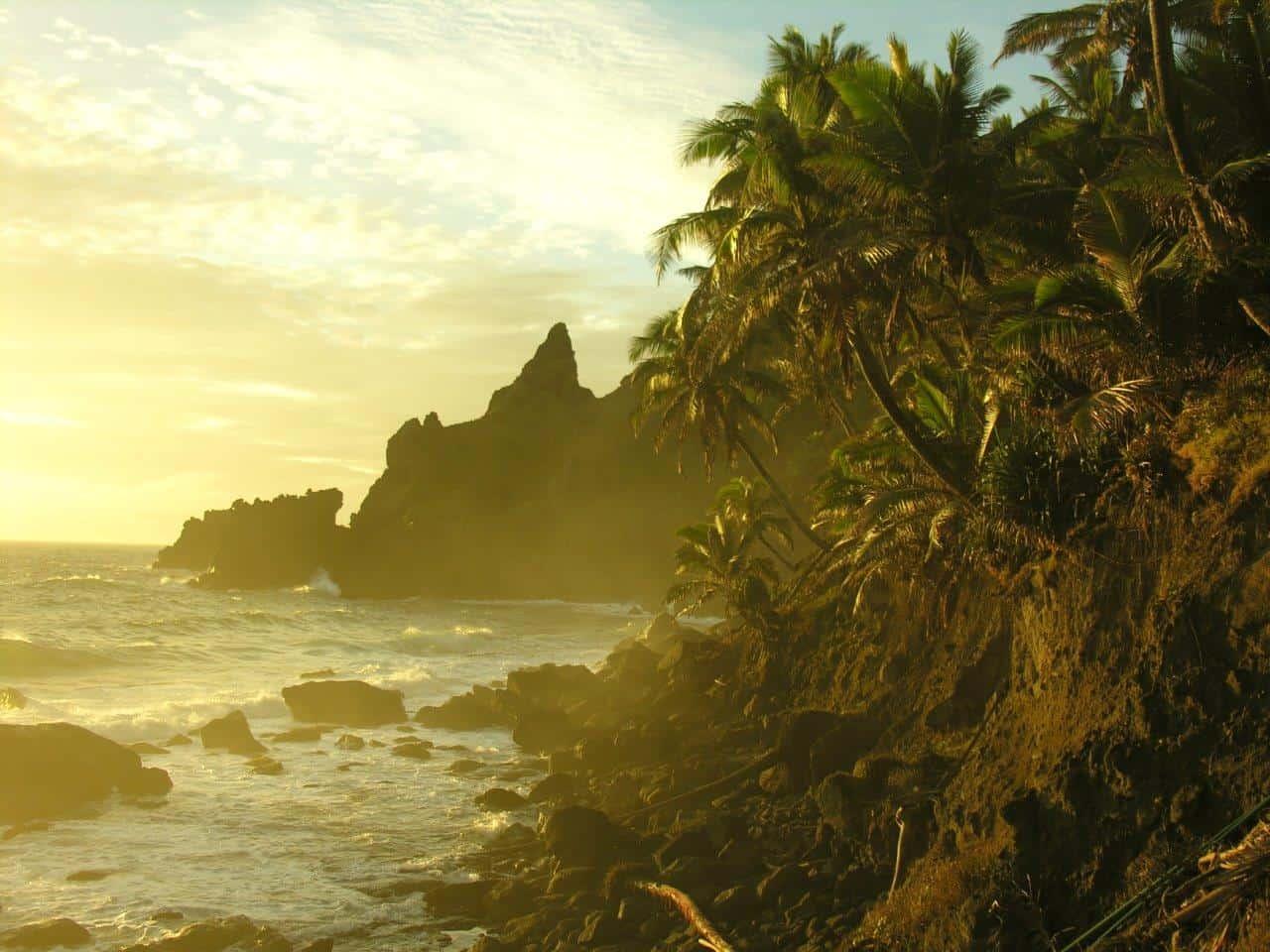 Bounty Bay, Pitcairn Islands