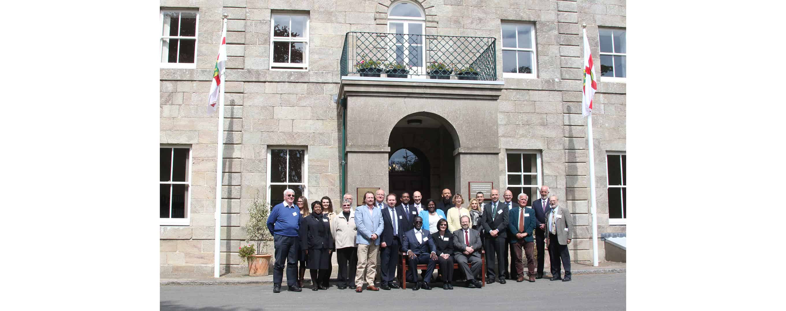 Second meeting of Environment Ministers held on Alderney, April 2017; Copyright: UKOTCF